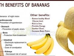 Ce se intampla daca mananci trei banane pe zi