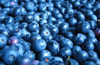 Consumul de afine ajută la reglarea tensiunii arteriale
