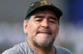 Maradona recunoaşte ca tată încă trei copii