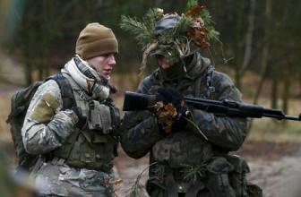 Divizie poloneza de 35.000 de luptatori paramilitari