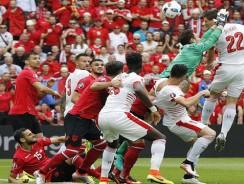 Euro 2016, Grupa A, Elvetia-Albania 1-0