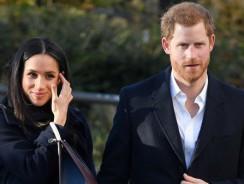 Prințul Harry i-a aranjat părul lui Meghan Markle după ce l-a suflat vântul, iar noi ne-am topit