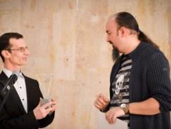 Ilie Pintea de la Radio Romania Actualitati premiat in Valea Jiului