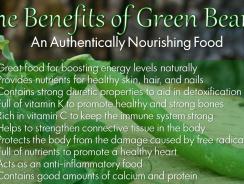 Beneficiile fasolei verzi pentru sanatate