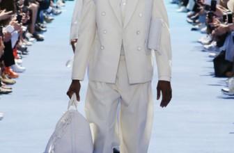 Louis Vuitton Men SS19 – primul fashion show Virgil Abloh pentru Louis Vuitton