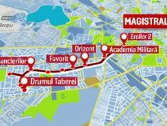 Metroul din Drumul Taberei: funcţional din septembrie