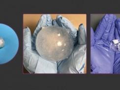 Pastilă gonflabilă pentru tratarea ulcerului şi cancerului la stomac