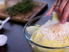 Reteta usoara si rapida cu cartofi