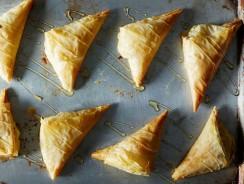 Reţetă pateuri cu brânză