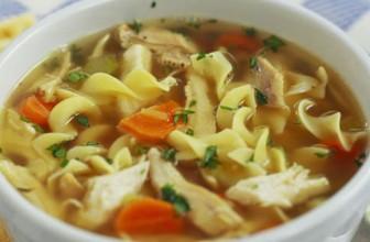 Supa de pasare