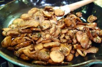 Preparate din ciuperci