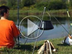 Faze comice cu pescari: clipuri video