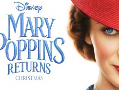"Primul trailer oficial pentru ""Mary Poppins Returns"""