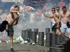 Euro 2016: 116 arestari si 3 expulzari