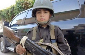 La 11 ani luptator impotriva talibanilor