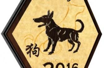 Zodiacul chinezesc: Cainele in 2016