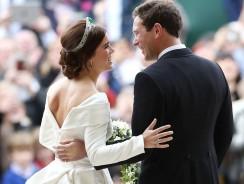 De ce Prințesa Eugenie nu a purtat voal la nuntă?