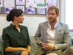 Meghan Markle și-a repurtat look-ul de la nuntă pentru un eveniment în Sussex