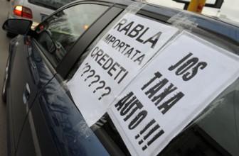 Recuperarea taxei auto de la ANAF
