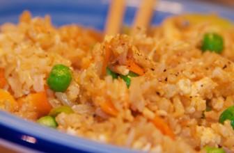 Reţetă orez chinesc Canton