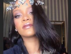 Rihanna are acum propriul filtru de Instagram
