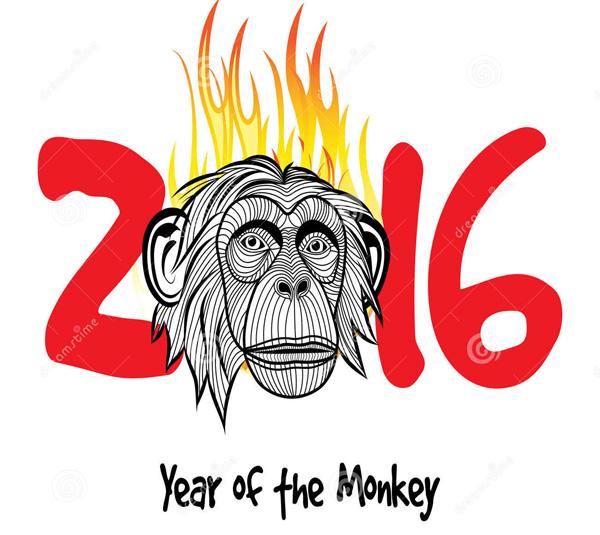 Horoscop Chinezesc 2016: anul maimutei de foc