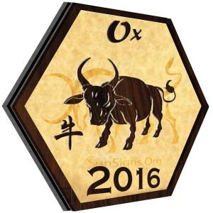 Previziuni Bivol zodiac chinezesc 2016
