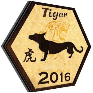 Zodiac chinezesc Tigru 2016