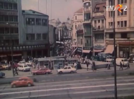 Film documentar despre Bucuresti in 2080 realizat in timpul lui Ceausescu