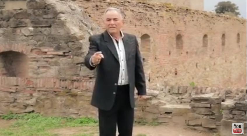 Melodie populara romaneasca in limba engleza