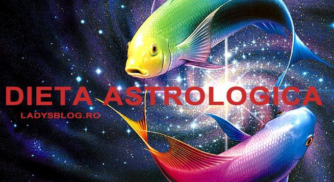 Dieta astrologica horoscop Pesti