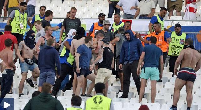 UEFA Rusia excludere