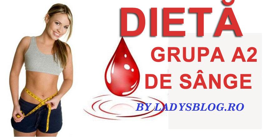 Dieta alimentara specifica grupa de sange A