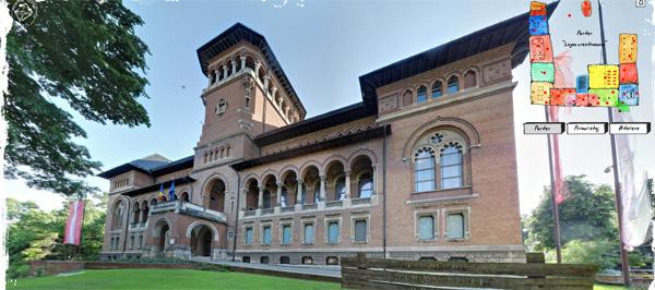 Muzee virtuale din Romania