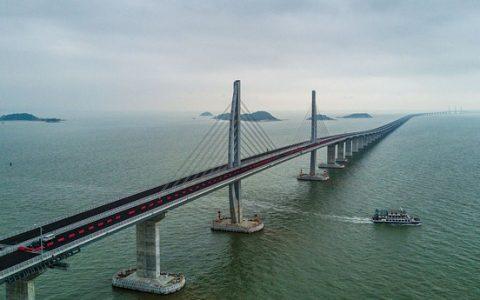 Podul cel mai lung din lume