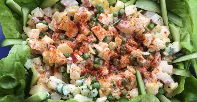 Reteta salata ruseasca