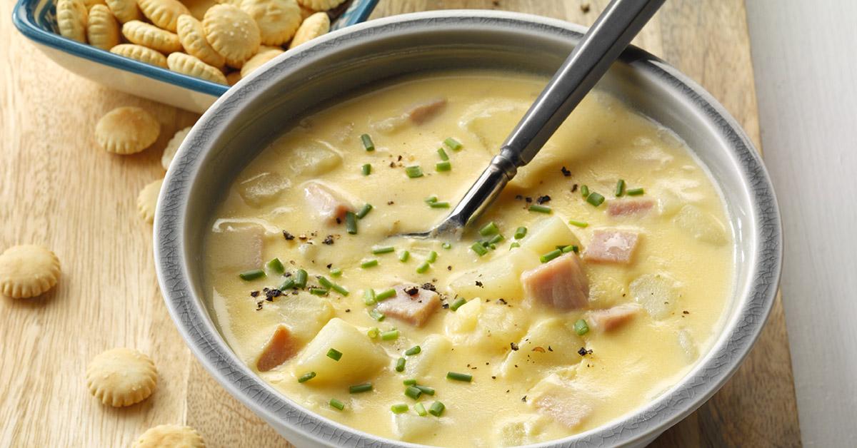 6 retete de supe de zarzavat