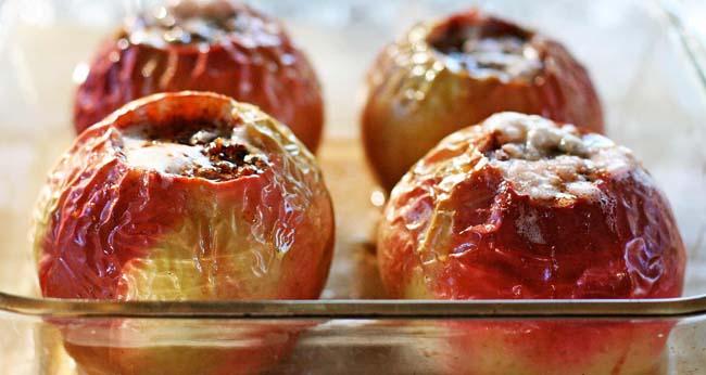 Reţetă pentru mere umplute cu carne