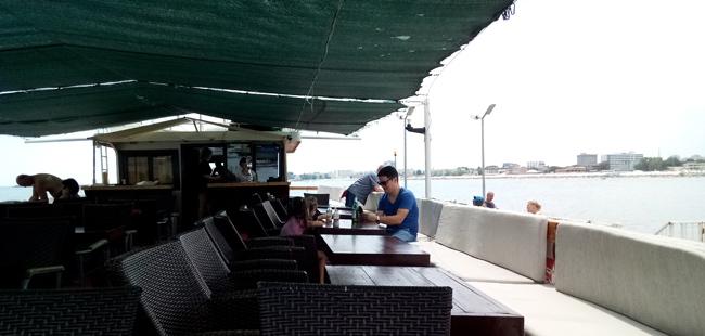 Croazieră pe Marea Neagră din Mamaia cu Kaptan M