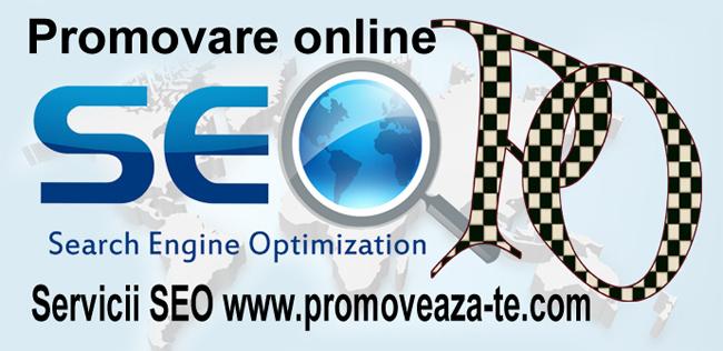 Servicii SEO Promoveaza-te.com