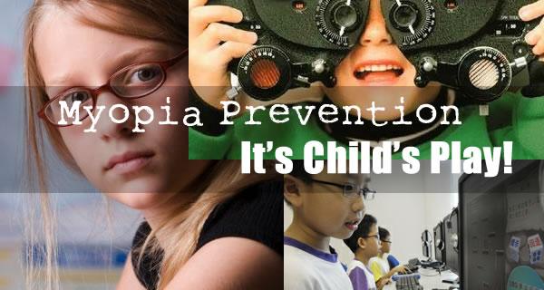 Copiii născuţi vara au un risc mai mare de miopie (studiu)