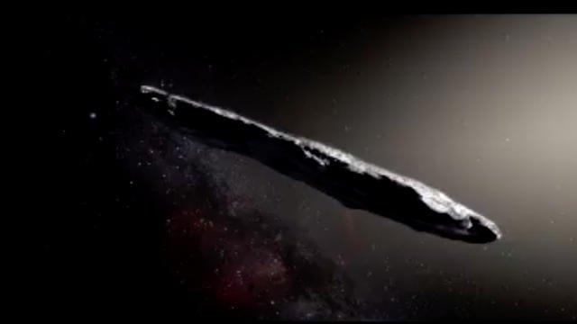 O sondă extraterestră a vizitat sistemul nostru solar
