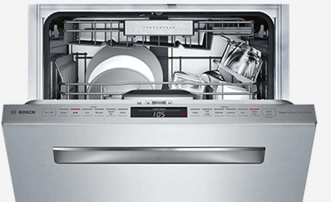Alegere maşina de spălat vase