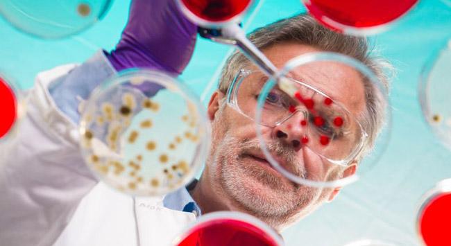 Bacterii din nas şi gât utile pentru prevenirea gripei