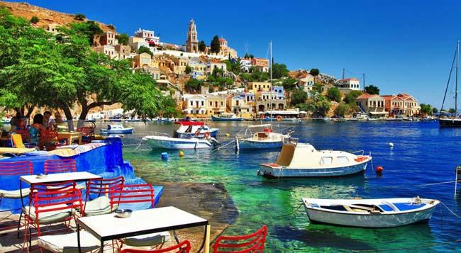 Ghid turistic Grecia insule
