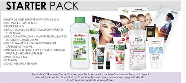 Cosmetice Farmasi Romania